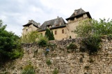 Entraygues-sur-Truyere - 13th Century Chateau