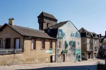 Saint-Jean Gateway - La Souterraine