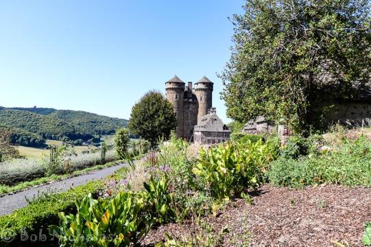 Château d'Anjony - Tournemire