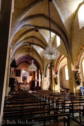 Saint-Pierre Church of Vic sur Cère