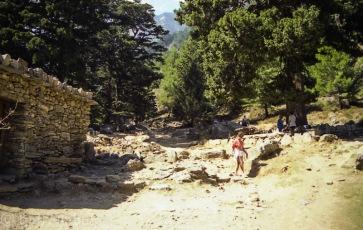 Samaria Gorge, Crete