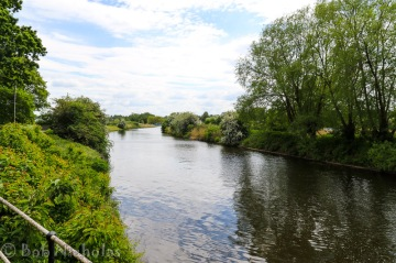 River Weaver, Acton Bridge, Cheshire