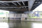 Turntable, Acton Swing Bridge, Cheshire