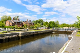 Dutton Locks, Cheshire
