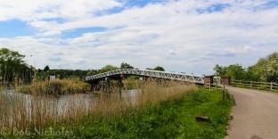 Bridge near Dutton Locks