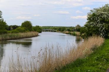River Weaver, Cheshire