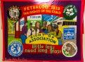 Peterloo Banner - Norbrook Youth Club