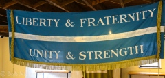 Peterloo Banner -
