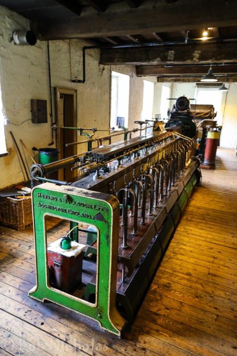 Spinning Machine - Quarry Bank