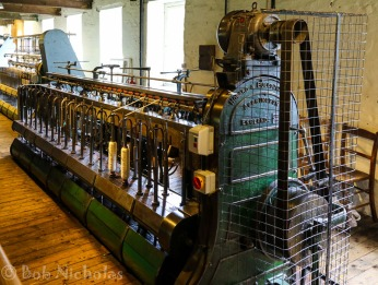 Spinning Machine - Quarry Bank