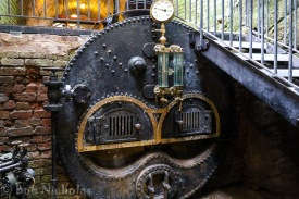 The Boiler - Quarry Bank Mill