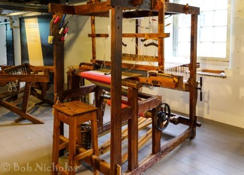 Weaving Machine - Quarry Bank